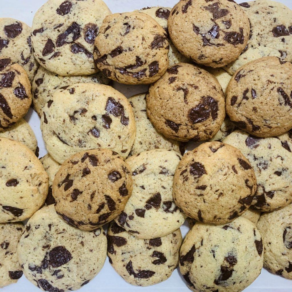 Cookies fursecuri biscuiti ciocolata - la comanda in Bucuresti