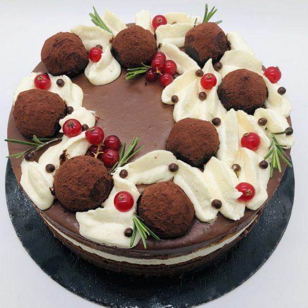 Tort Amaretto – tort la comanda Bucuresti