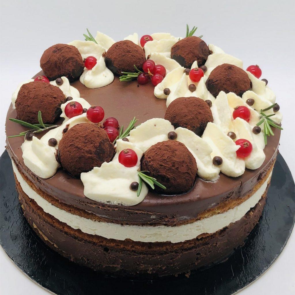 Tort Amaretto s – tort la comanda Bucuresti