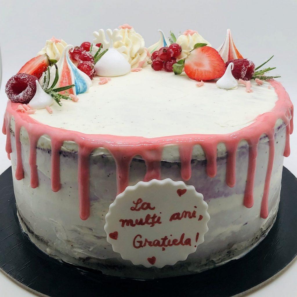 Tort ciocolata – tort la comanda Bucuresti