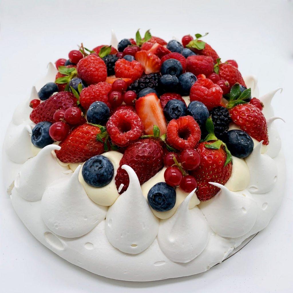 Tort Pavlova - la comanda in Bucuresti