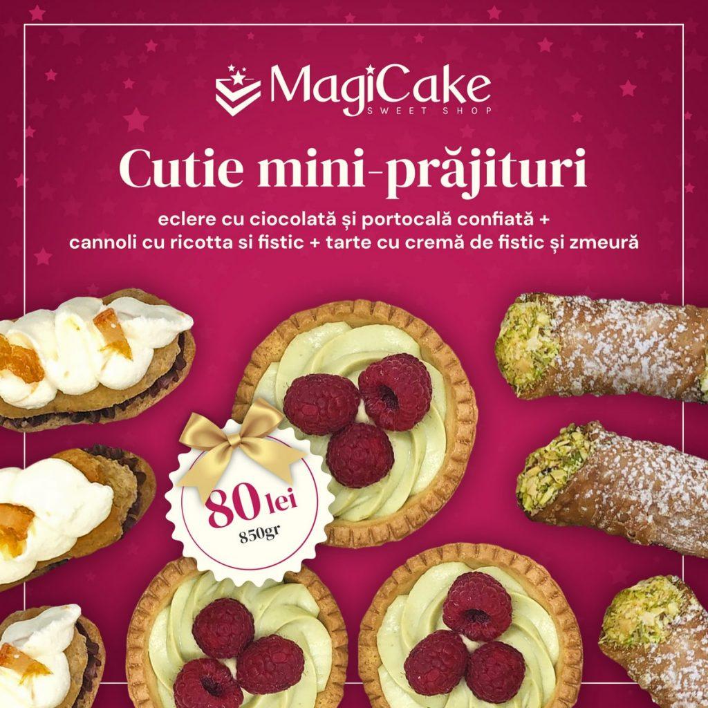 mini prajituri comanda online bucuresti