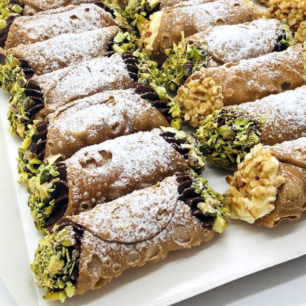 Cannoli - prajituri la comanda in Bucuresti